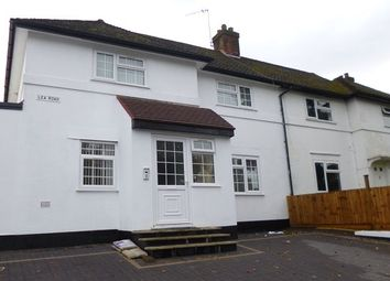 Thumbnail 3 bed maisonette to rent in Lea Road, Watford