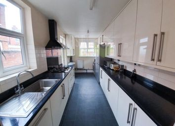 Thumbnail 4 bedroom terraced house to rent in Welland Street, Highfields