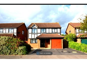 Thumbnail 4 bedroom detached house to rent in Burghley Avenue, Bishop's Stortford