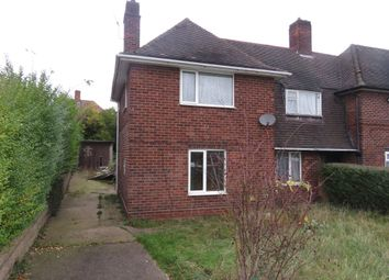 Thumbnail 3 bed end terrace house for sale in Munford Circus, Nottingham