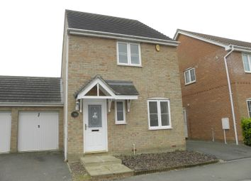 Thumbnail 3 bed link-detached house to rent in Landseer Drive, Downham Market