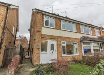 Thumbnail 3 bed semi-detached house for sale in Coltbeck Avenue, Narborough