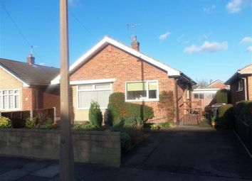 Thumbnail 2 bed bungalow to rent in Ruskin Avenue, Chilwell, Nottingham