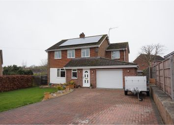 Thumbnail 4 bed detached house for sale in Meadway, Salisbury