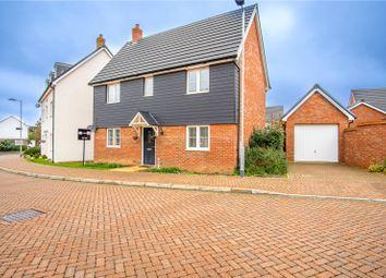 3 bed detached house for sale in Hailes Wood, Elsenham, Bishop's Stortford CM22