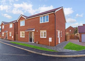 Thumbnail 3 bed detached house for sale in Glovers Drive, Meppershall, Bedfordshire