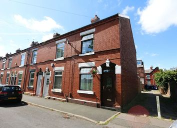 Thumbnail 2 bed end terrace house for sale in Hazel Street, Audenshaw, Manchester, Greater Manchester