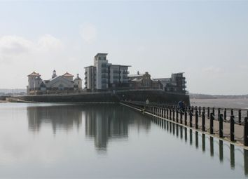 Thumbnail 2 bedroom flat for sale in Knightstone Causeway, Weston-Super-Mare, North Somerset