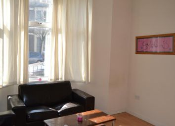 Thumbnail 4 bed flat to rent in Connaught Road, Cardiff