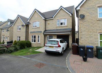 Thumbnail 4 bed detached house for sale in Fairbairn Fold, Laisterdyke, Bradford