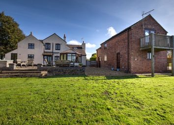 Thumbnail 4 bed detached house for sale in Sandon Road, Stone