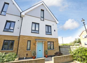 Thumbnail 3 bed end terrace house for sale in Saddleback Lane, Hanwell