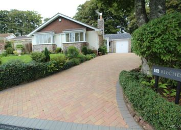 Thumbnail 3 bed bungalow for sale in Seymour Drive, Torquay