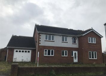 Thumbnail 5 bed detached house for sale in Abbey Road, Abbeytown, Wigton