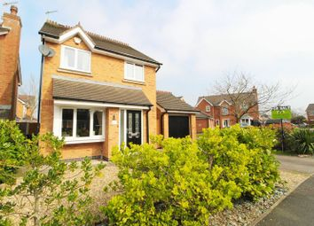 Thumbnail 3 bedroom detached house for sale in Poppyfields, Hesketh Bank, Preston
