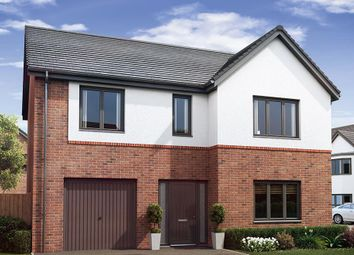 "Thumbnail 4 bed detached house for sale in ""The Norbury"" at Station Road, Kenton Bank Foot, Newcastle Upon Tyne"