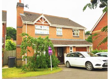 Thumbnail 4 bed detached house for sale in Rhigos, Emmer Green, Reading