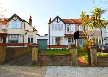 Thumbnail 4 bed semi-detached house to rent in Wimbledon Park Road, London