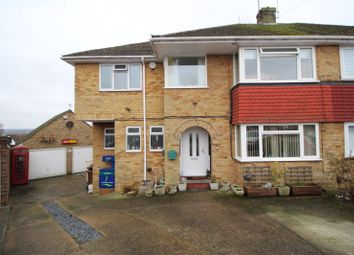 Linwood Avenue, Rochester, Kent ME2. 4 bed semi-detached house for sale