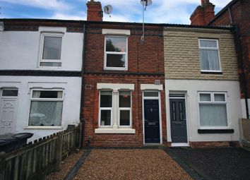 Thumbnail 2 bed terraced house for sale in Vale Road, Colwick, Nottingham