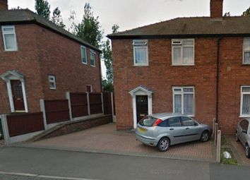 Thumbnail 3 bed semi-detached house to rent in Hill Road, Tividale