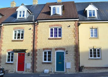 Thumbnail 3 bedroom town house for sale in Wincanton, Somerset