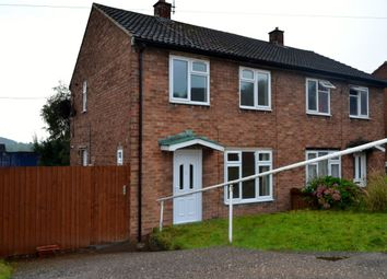 Thumbnail 2 bed semi-detached house to rent in Fifth Avenue, Ketley Bank, Telford