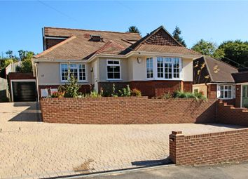 Thumbnail 3 bed bungalow for sale in Rowtown, Addlestone, Surrey