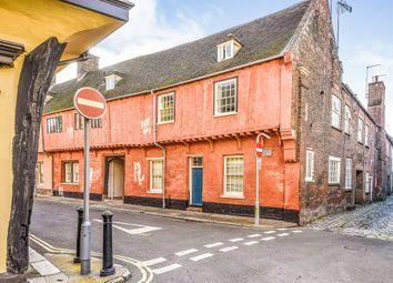 1 bed maisonette for sale in Nelson Street, King's Lynn PE30