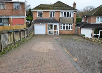 Thumbnail 3 bed detached house for sale in St. Peters Close, Crabbs Cross, Redditch
