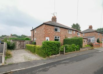 Thumbnail 2 bed semi-detached house for sale in Fairfield Road, Lymm
