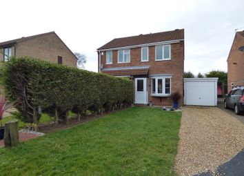 Thumbnail 2 bed semi-detached house to rent in Beaufort Close, Lincoln