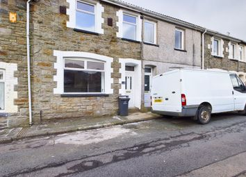Thumbnail 3 bed terraced house to rent in Preston Street, Abertillery
