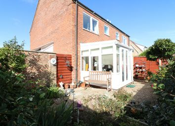 Thumbnail 1 bed terraced house for sale in Nicholls Way, Roydon, Diss