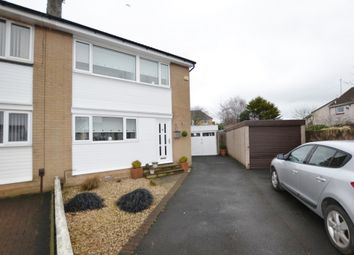 Thumbnail 3 bedroom semi-detached house for sale in Mill Road, Irvine, North Ayrshire