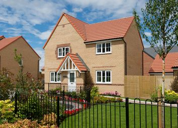 "Thumbnail 4 bed detached house for sale in ""Lincoln"" at Bruntcliffe Road, Morley, Leeds"