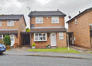 Thumbnail 4 bedroom detached house for sale in Leybourne Crescent, Pendeford, Wolverhampton
