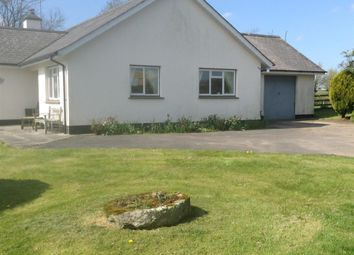Thumbnail 3 bed detached bungalow to rent in Iddesleigh, Winkleigh