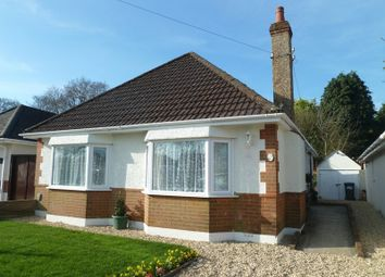 Thumbnail 3 bed detached bungalow for sale in Wicket Road, Kinson, Bournemouth