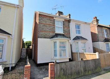 Thumbnail 2 bed semi-detached house for sale in Crossfield Road, Clacton On Sea