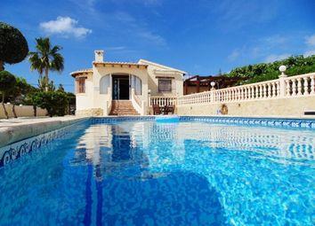 Thumbnail 2 bed villa for sale in Benitachell Inc Cumbre Del Sol, Alicante, Costa Blanca. Spain