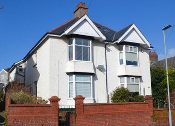 Thumbnail 3 bed semi-detached house for sale in Tavistock Road, Sketty, Swansea