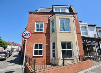 Thumbnail 1 bed flat to rent in Dunbar Road, Southsea