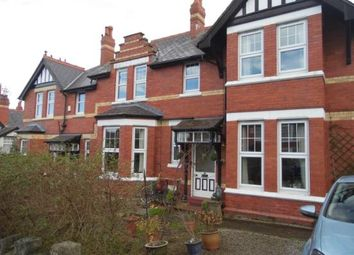 Thumbnail 2 bed flat to rent in York Road, Colwyn Bay