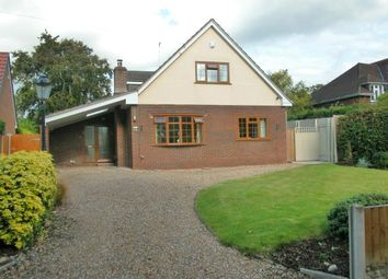 Thumbnail 4 bed detached house for sale in The Spinney, Parkgate, Neston, Cheshire