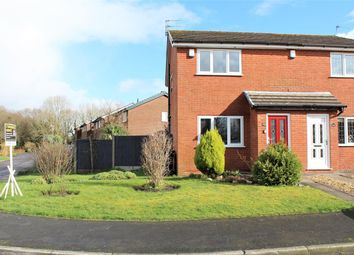 Thumbnail 2 bed semi-detached house for sale in Grange Drive, Hoghton, Preston