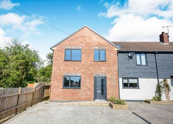 Thumbnail 3 bed semi-detached house for sale in Cordwell Avenue, Chesterfield, Derbyshire