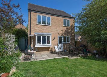Thumbnail 3 bed detached house for sale in Holliers Crescent, Middle Barton, Chipping Norton