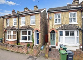 Thumbnail 3 bed semi-detached house for sale in Frenches Road, Redhill, Surrey