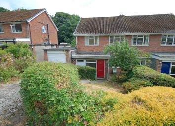 Thumbnail 3 bed semi-detached house for sale in Danycoed, Aberystwyth